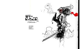 Afro Rider art2